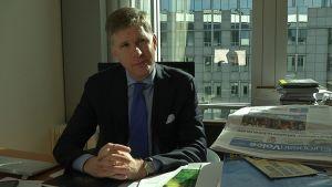 Philip Claeys, Vlaams Belangs europaparlamentariker, mars 2014