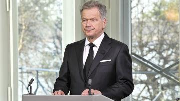 Halonen storfavorit i finlands presidentval