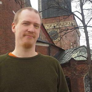 Patrik Hagman är teolog och författare