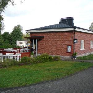 Gastropub och köttaffär Köttkontrollen i Karis.