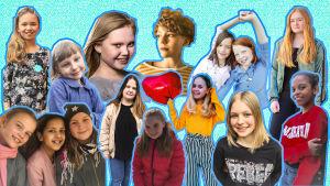 Sofie Jansson, Edith Nyroos, Alva Eklund, Tyra Wingren, Signe Rönnlund, Moa Wulff, Tinja Höglund, Isabel Ström, Samira Kanji, Tilda Nevaste, Mie Frostdahl, Felicia Sundström, Moa Gripenberg, Milou Sederlöf, Alina Reinikainen