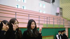 I Sydkorea ordnas inträdesförhöret Suneung en gång per år. Mer än en halv miljon studenter deltar.