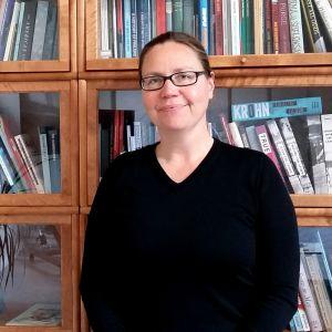Tiia Strandén, direktör på FILI.