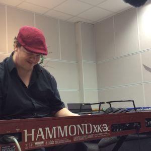 Hammond-urkuri Kalle Salonen