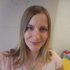 Bild av en ung kvinna
