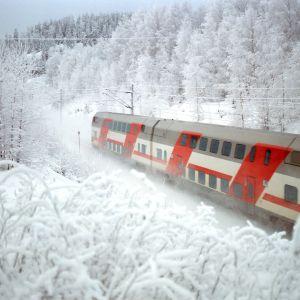 Extra turer körs mellan Helsingfors och Rovaniemi