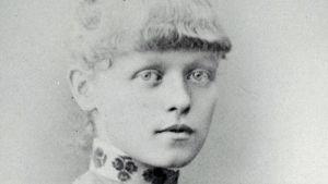 Den unga Schjerfbeck