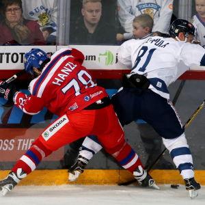 Finland och Tjeckien öppnar EHT-turneringen med match i Helsingfors.