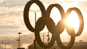 Olympiska ringarna i Sotji 2014.