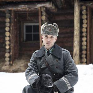 Tuntematon sotilas -elokuvan koira