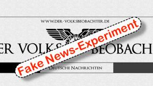 Falska nyheter