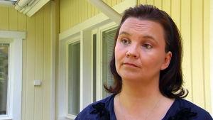 Hanna Smith är forskare vid Alexanderinstitutet vid Helsingfors universitet