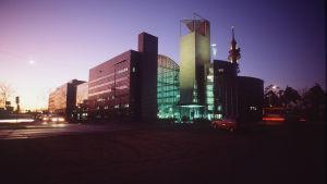 Yle i Helsingfors