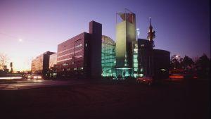 Yles radio- tvcenter i Böle