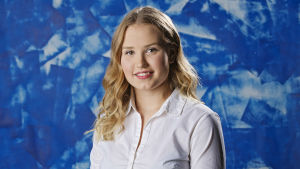 Emilia Alasara, kandidat nummer fyra