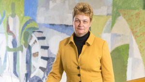 Vanda stads personaldirektör Kirsi-Marja Lievonen.
