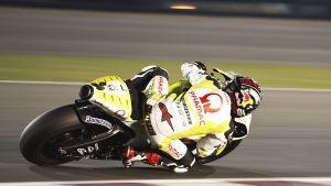 Mika Kallio i Qatar