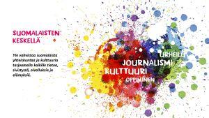 Yle2020: Suomalaisten keskellä. Yle vahvista suomalaista yhteiskuntaa ja kulttuuria tarjoamalla kaikille tietoa, sivistystä, oivalluksia ja elämyksiä.