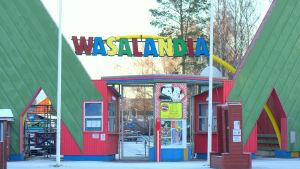 Wasalandia stänger i Vasa.