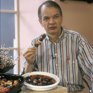 Kokki Kolmonen vuonna 1983 valokuvattuna.