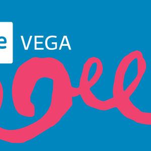 Ruotsinkielisen kanavan Yle Vegan logo.