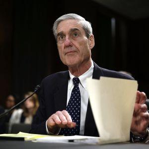 Specialåklagare Robert Mueller.