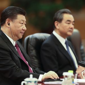 Kinas ledare hotar USA med motåtgärder om USA fullföljer planerna på höjda importtullar för kinesiska produkter