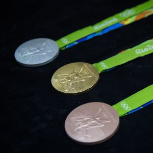 OS-medaljer 2016.