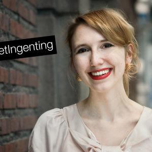 Isabella Holm på sällskapet för mediefostran