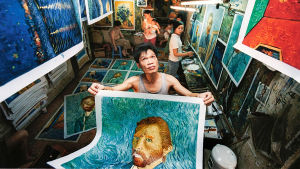 Dok: China´s Van Goghs