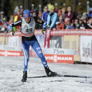 Matti Heikkinen vann i Canmore