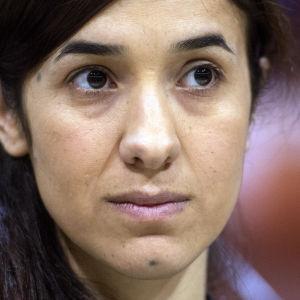 Människorättsaktivisten Nadia Murad