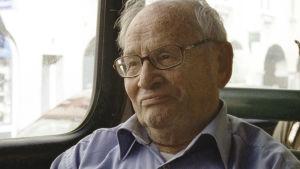 Meyer Franck elokuvassa Matkustaja