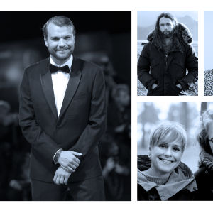 Pilou Asbaek, Guðmundur Arnar Guðmundsson, Terje Toomistu, JP Pulkkinen, Leea Klemola, Kaarina Hazard ja Maria Pettersson