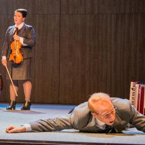 Musikalen Ingvar! på Wasa Teater