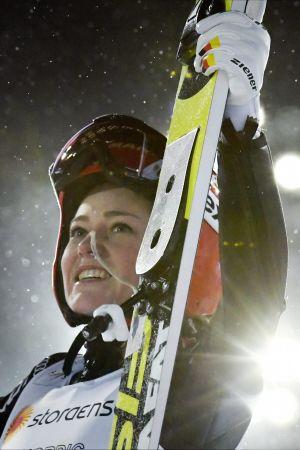 Carina Vogt.