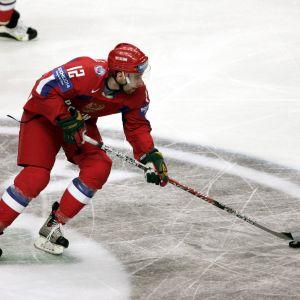Danis Zaripov har under karriären gjort sju VM-turneringar.