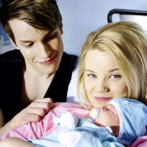 Väinö on syntynyt Vilmalle ja Janille.