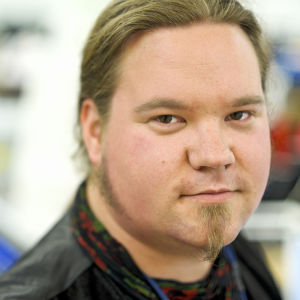 Ny Tids nya chefredaktör Janne Wass.
