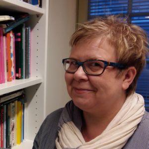 Mia Österlund.