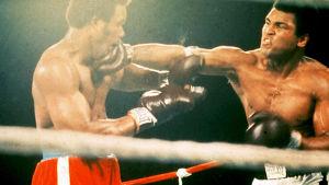 Muhammad Ali, suurin ja kaunein. Dokumenttielokuva, ohjaus William Klein.