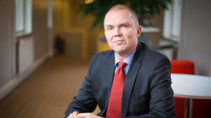 Statsrådets informationsdirektör Markku Mantila.
