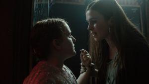 Rebecka Josephson och Amy Diamond grälar i filmen min lilla syster