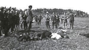 Dokumenttielokuva sisällissodan kauhun ja terrorin ajasta kahden sodan uhrin kautta.