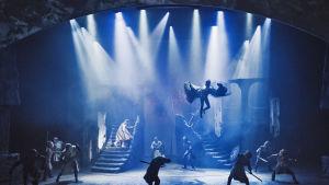 Scen ur föreställningen.