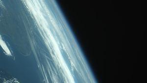 Satelliten Aalto-1 skickade sina första bilder till jorden den 24 juli 2017.