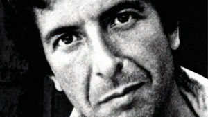 Leonard Cohen vuonna 1972. Kuva dokumenttielokuvasta Bird on a Wire (1972).