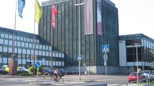 stadsteatern i Åbo.