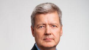 Bild av Yles verkställande direktör Lauri Kivinen.