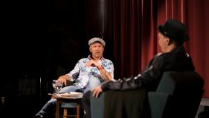 Fredrik Furu intervjuar Juha Mulari